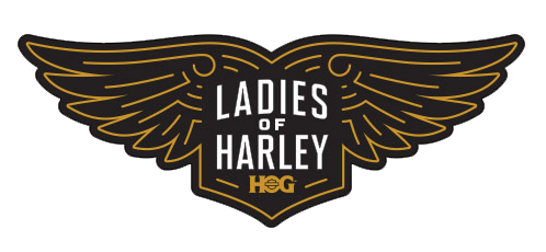 Ladies of Harley Logo
